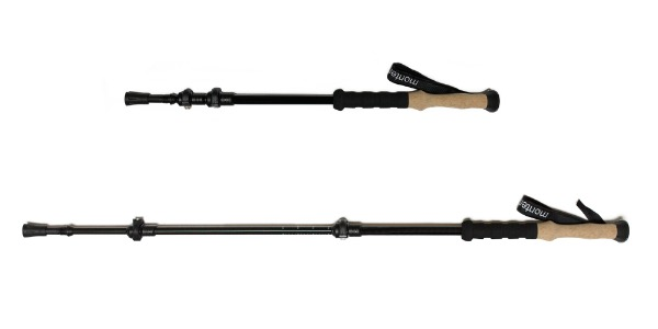 Montem Ultra Light Carbon Fiber Hiking Poles