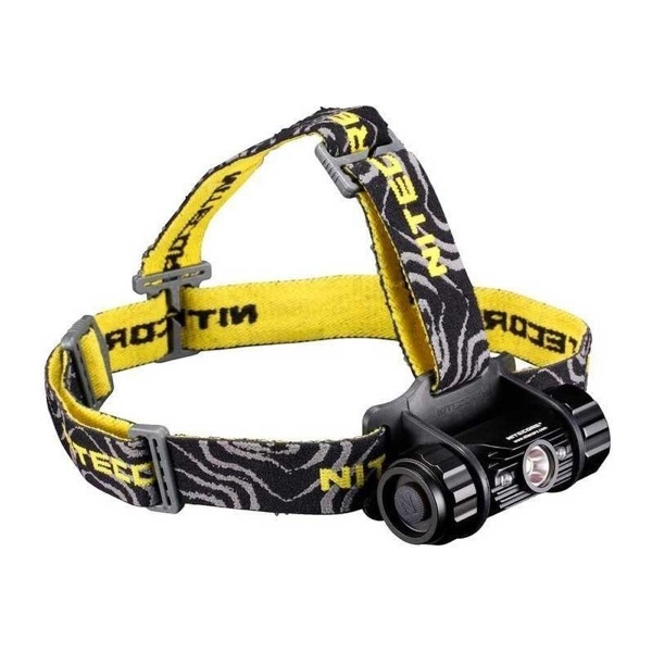 Nitcore HC60 1000 Lumen USB Rechargeable LED Headlamp