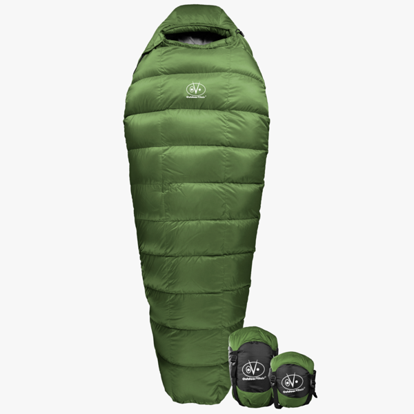 Outdoor Vitals Summit 0°F Sleeping Bag-