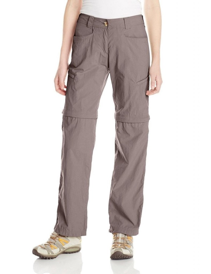 Exofficio Women's BugsAway Ziwa Regular Convertible Pant