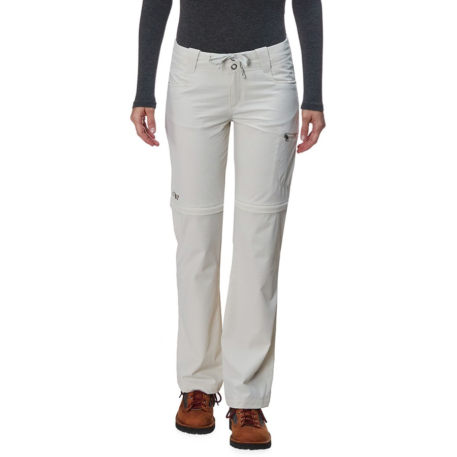 outdoor research nylon hiking pants for women