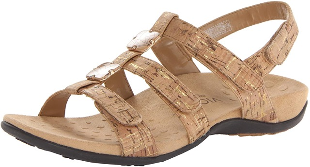 10 Best Sandals For Women With High Arches