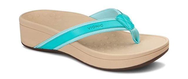 Vionic Women's Pacific Hightide Platform Sandal: