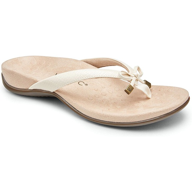 Vionic Women's Rest Bellall Toepost Sandal - best pick for feminine flipflop